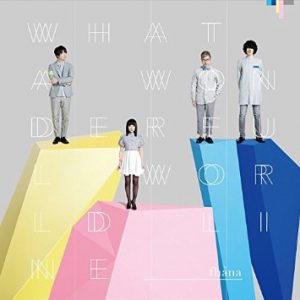 What a Wonderful World Line fhana